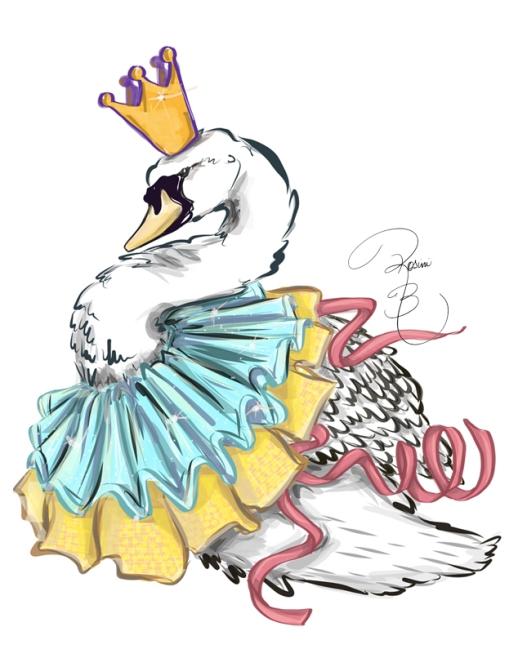 Swan Crown
